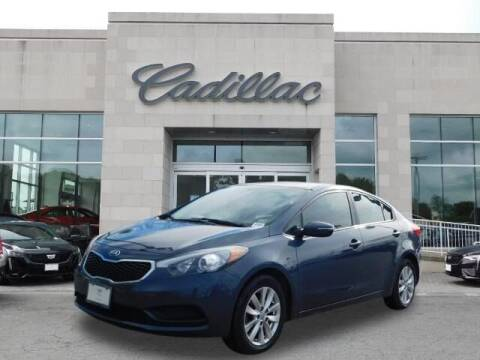 2014 Kia Forte for sale at Radley Cadillac in Fredericksburg VA
