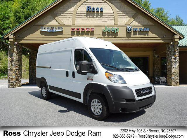 2021 RAM ProMaster Cargo for sale in Boone, NC