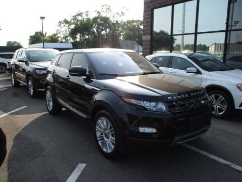 2013 Land Rover Range Rover Evoque for sale at SOUTHFIELD QUALITY CARS in Detroit MI