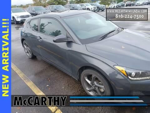 2020 Hyundai Veloster for sale at Mr. KC Cars - McCarthy Hyundai in Blue Springs MO