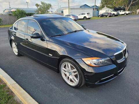 2007 BMW 3 Series for sale at Superior Auto Source in Clearwater FL
