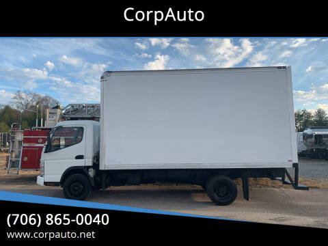 2007 Mitsubishi Fuso FE85D for sale at CorpAuto in Cleveland GA
