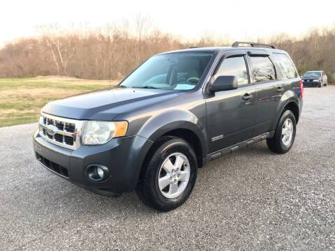2008 Ford Escape for sale at 64 Auto Sales in Georgetown IN