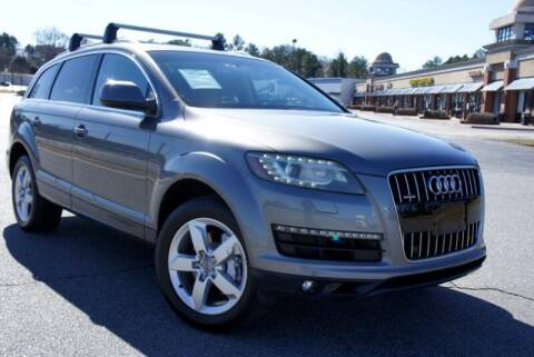 2012 Audi Q7 for sale at CU Carfinders in Norcross GA