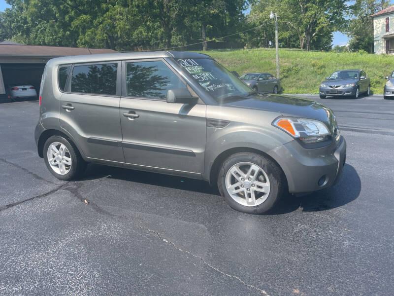 2011 Kia Soul for sale at KP'S Cars in Staunton VA