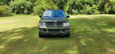 2003 Ford Explorer for sale at Carlyle Kelly in Jacksonville FL