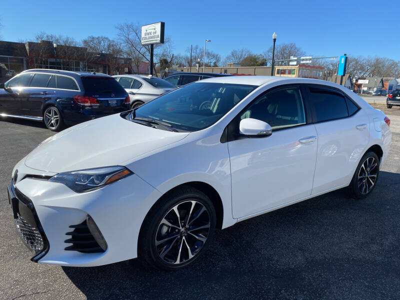 2018 Toyota Corolla for sale at BWK of Columbia in Columbia SC