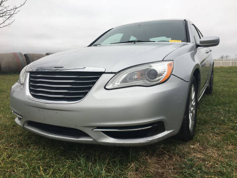 2012 Chrysler 200 for sale at Nice Cars in Pleasant Hill MO