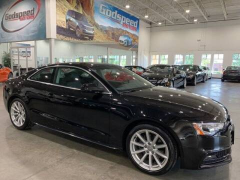 2016 Audi A5 for sale at Godspeed Motors in Charlotte NC