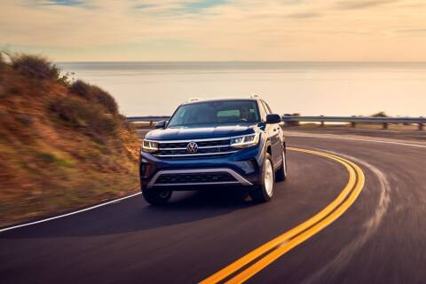 2020 Volkswagen Atlas for sale at Xclusive Auto Leasing NYC in Staten Island NY