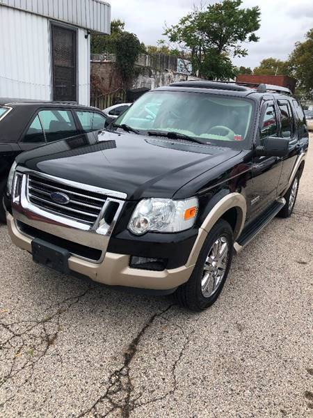2006 Ford Explorer for sale at Z & A Auto Sales in Philadelphia PA