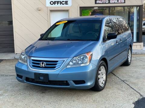 2010 Honda Odyssey for sale at Eagle Auto Sales LLC in Holbrook MA