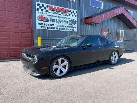 2009 Dodge Challenger for sale at Harper Motorsports-Vehicles in Post Falls ID