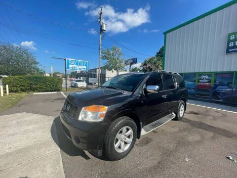 2012 Nissan Armada for sale at Bay City Autosales in Tampa FL