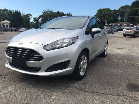 2016 Ford Fiesta for sale at Certified Motors LLC in Mableton GA