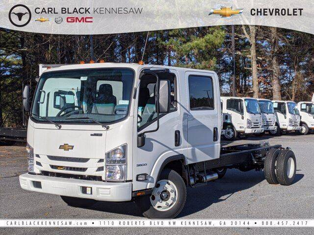 2020 Chevrolet 3500 LCF for sale in Kennesaw, GA