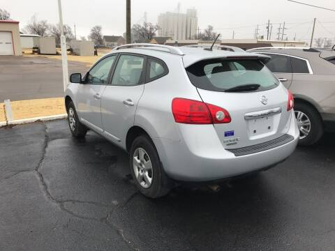 2014 Nissan Rogue Select for sale at Westok Auto Leasing in Weatherford OK