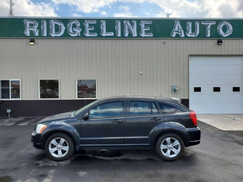 2011 Dodge Caliber for sale at RIDGELINE AUTO in Chubbuck ID