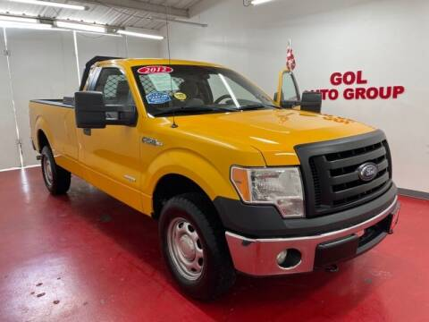 2012 Ford F-150 for sale at GOL Auto Group in Austin TX