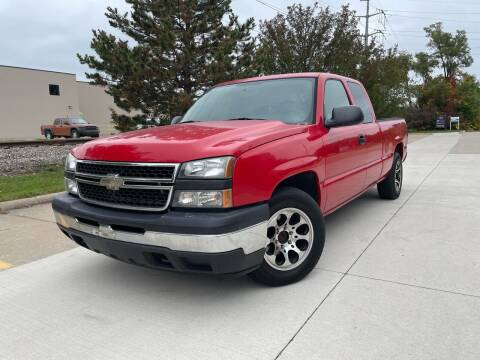 2006 Chevrolet Silverado 1500 for sale at A & R Auto Sale in Sterling Heights MI
