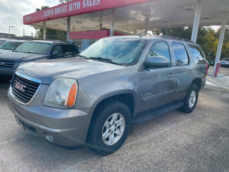 2009 GMC Yukon for sale at Baton Rouge Auto Sales in Baton Rouge LA