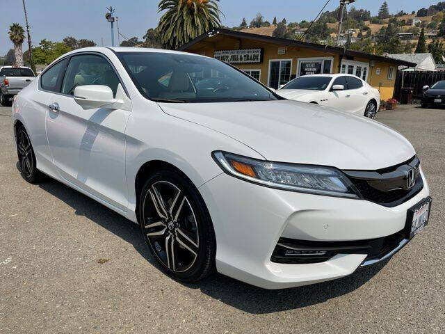 2017 Honda Accord for sale at MISSION AUTOS in Hayward CA