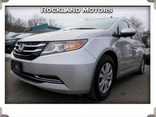 2014 Honda Odyssey for sale at Rockland Automall - Rockland Motors in West Nyack NY