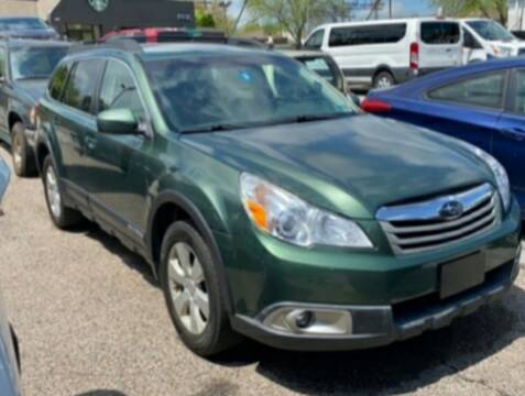2012 Subaru Outback for sale at BSA Pre-Owned Autos LLC in Hinton WV