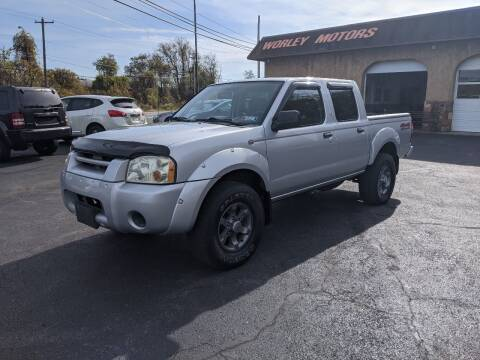 2004 Nissan Frontier for sale at Worley Motors in Enola PA