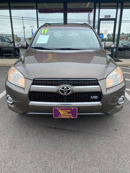 2011 Toyota RAV4 for sale at DRIVEhereNOW.com in Greenville NC