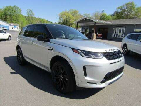 2020 Land Rover Discovery Sport for sale at Specialty Car Company in North Wilkesboro NC