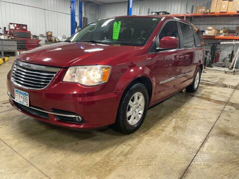 2012 Chrysler Town and Country for sale at Southwest Sales and Service in Redwood Falls MN