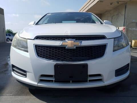 2012 Chevrolet Cruze for sale at Auto Haus Imports in Grand Prairie TX