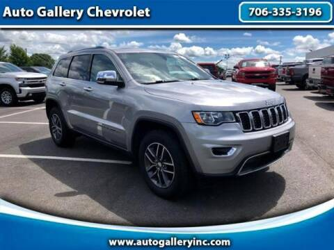2018 Jeep Grand Cherokee for sale at Auto Gallery Chevrolet in Commerce GA