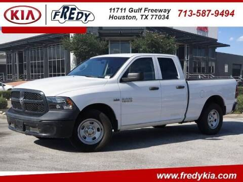 2014 RAM Ram Pickup 1500 for sale at FREDY KIA USED CARS in Houston TX