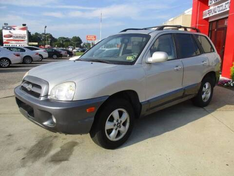 2006 Hyundai Santa Fe for sale at Premium Auto Collection in Chesapeake VA