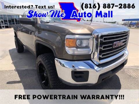 2015 GMC Sierra 2500HD for sale at Show Me Auto Mall in Harrisonville MO
