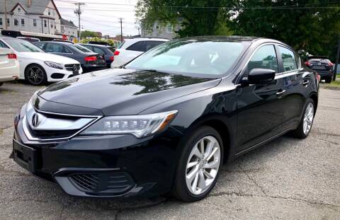 2017 Acura ILX for sale at Top Line Import in Haverhill MA