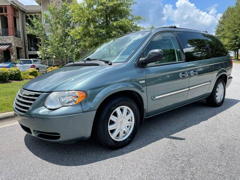 2007 Chrysler Town and Country for sale at LA 12 Motors in Durham NC