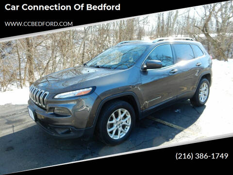 2014 Jeep Cherokee for sale at Car Connection of Bedford in Bedford OH