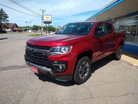 2021 Chevrolet Colorado for sale at KATAHDIN MOTORS INC /  Chevrolet Sales & Service in Millinocket ME