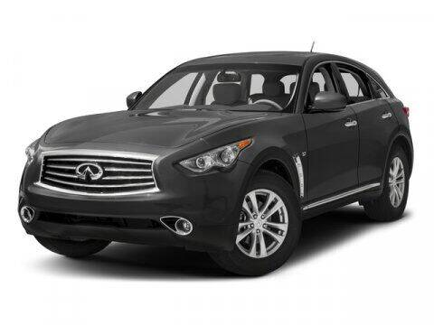 2016 Infiniti QX70 for sale at NYC Motorcars in Freeport NY