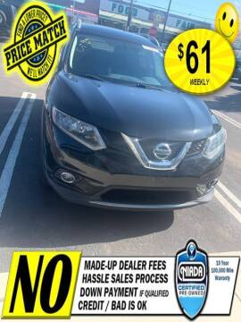 2014 Nissan Rogue for sale at AUTOFYND in Elmont NY