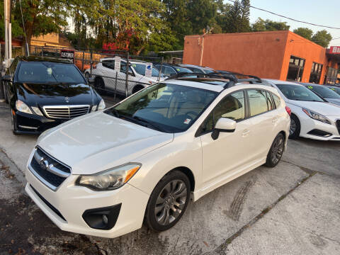 2013 Subaru Impreza for sale at Kings Auto Group in Tampa FL