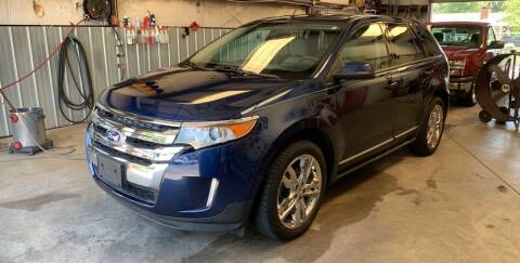2012 Ford Edge for sale at Vanns Auto Sales in Goldsboro NC