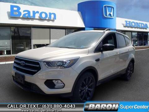 2018 Ford Escape for sale at Baron Super Center in Patchogue NY