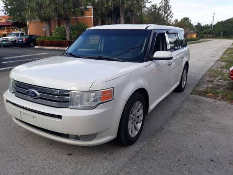 2012 Ford Flex for sale at LAND & SEA BROKERS INC in Deerfield FL
