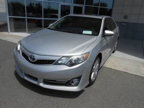 2014 Toyota Camry for sale at Auto America in Monroe NC