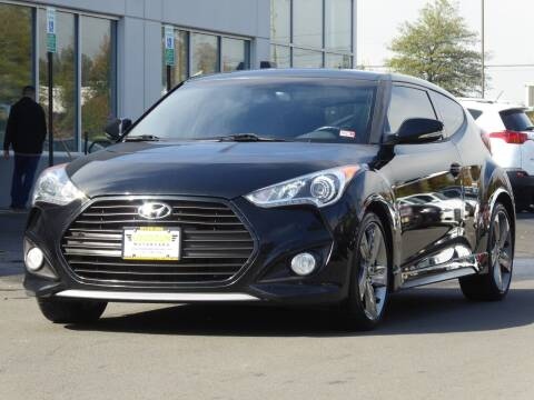 2013 Hyundai Veloster for sale at Loudoun Motor Cars in Chantilly VA