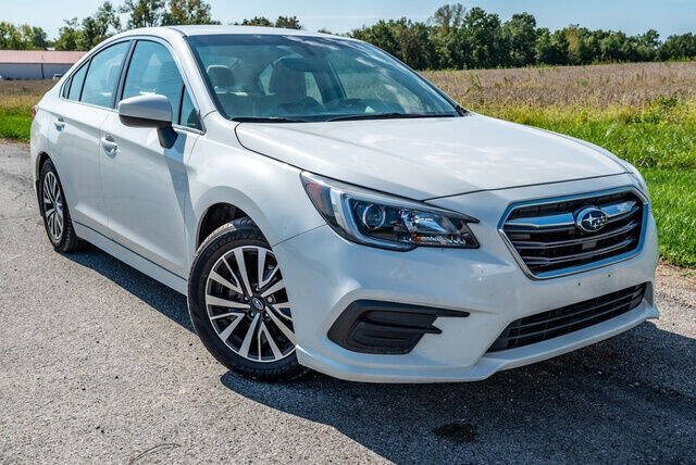 2019 Subaru Legacy for sale at Fruendly Auto Source in Moscow Mills MO